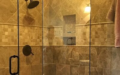 Shower Glass Protective Coating